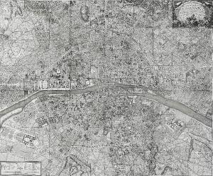 Plan 1763 Deharme (petit)